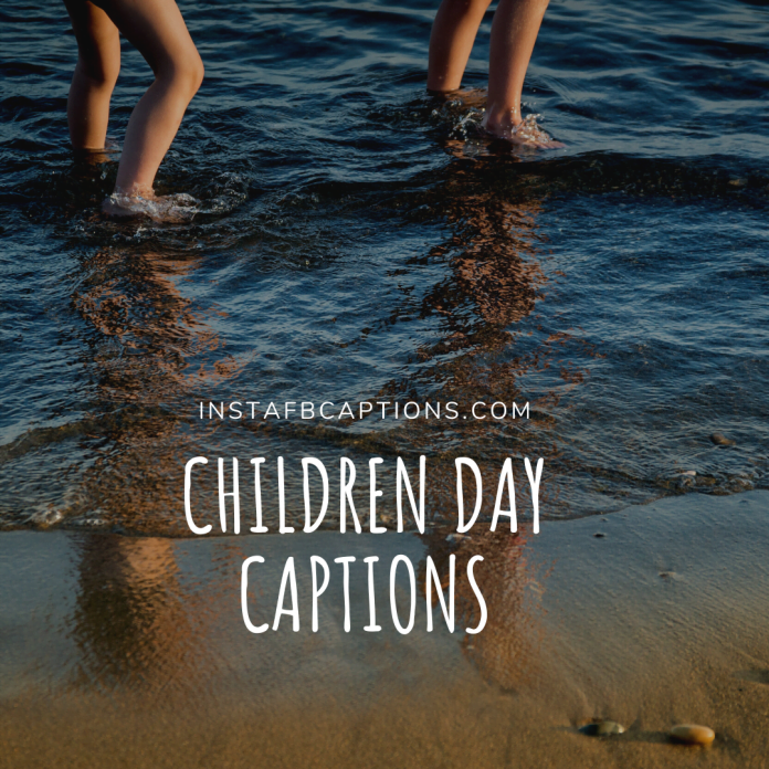 Children Day Captions