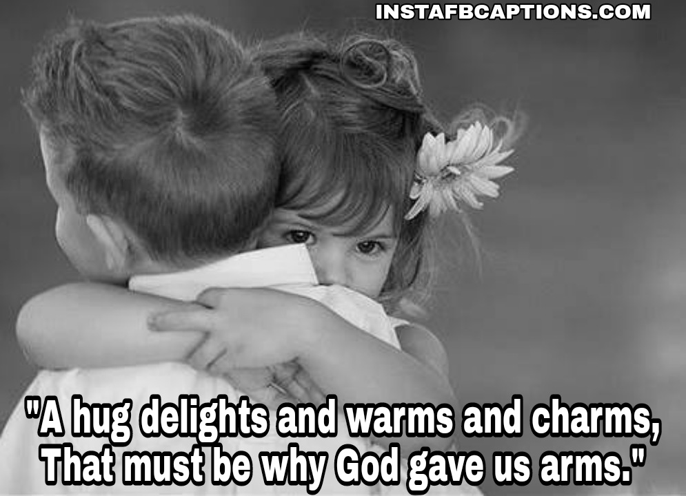 Hug Day Messages And Wishes For Girlfriend  - Hug Day Messages and Wishes for Girlfriend - 250+ HUG DAY Instagram Captions & Quotes 2021