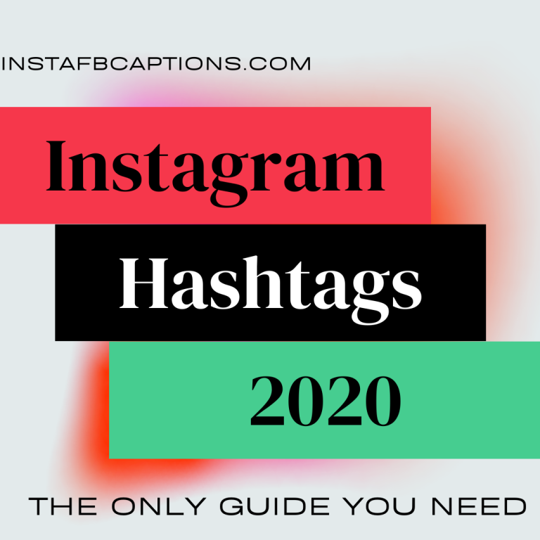 Instagram Hashtags 2020 The Only Guide You Need. 768x768  - Instagram Hashtags 2020 The Only Guide You Need - INSTAGRAM INFLUENCING – Make Money From Instagram