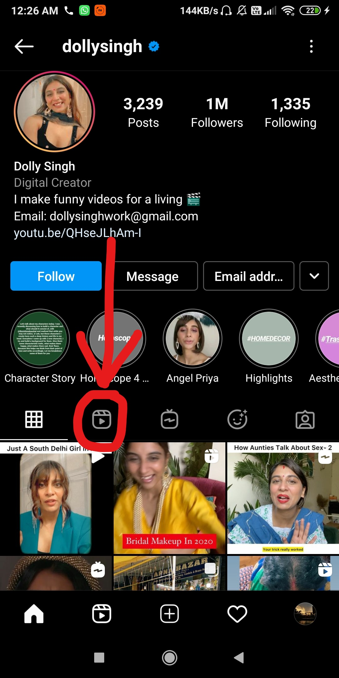 Reels On Profile  - Reels on Profile - How To Watch Reels On Instagram?