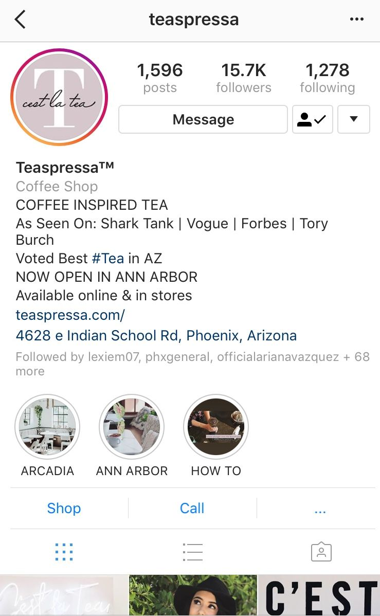 Business Bio Example 2  - business bio example 2 - INSTAGRAM BIO for BUSINESS 2021 – Clothing, Fashion, Food, Jewelry