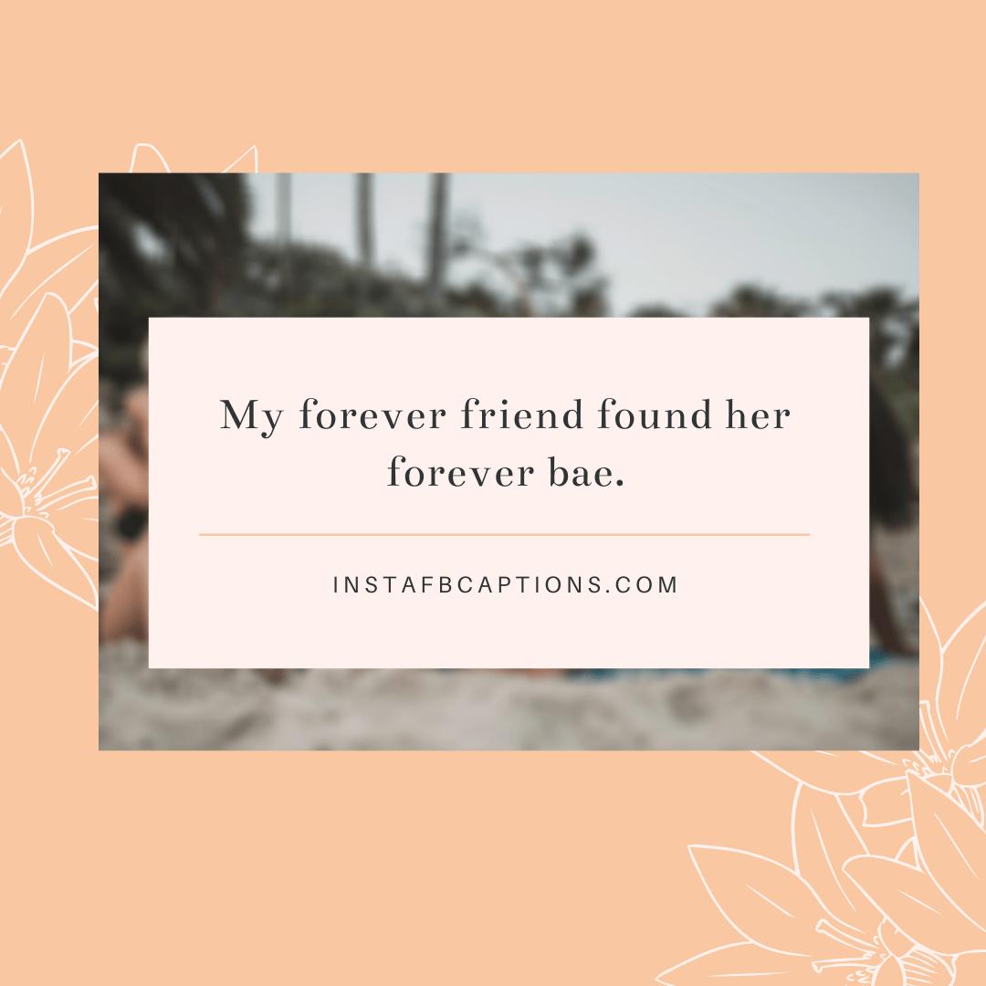 Best Friend's Engagement Captions  - Best Friends Engagement Captions - 90+ Best ENGAGEMENT Instagram Captions & Quotes 2021
