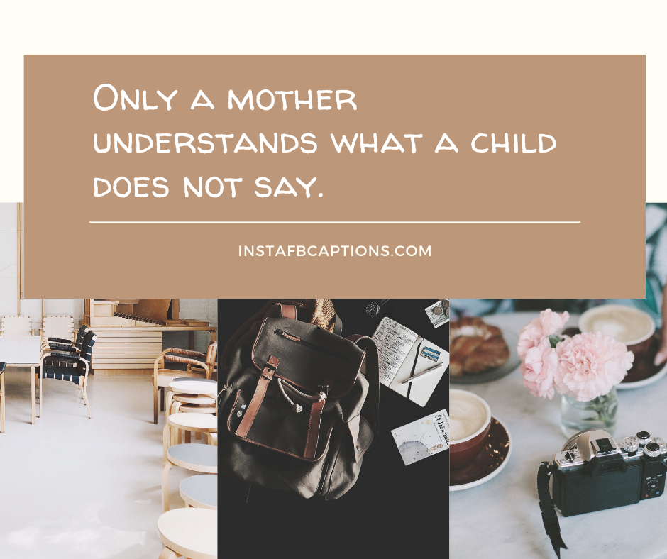 Mother's Day Quotes From So  - Mother   s Day Quotes From Son - 150+ Mothers Day Captions for Instagram Post with Mom in 2021