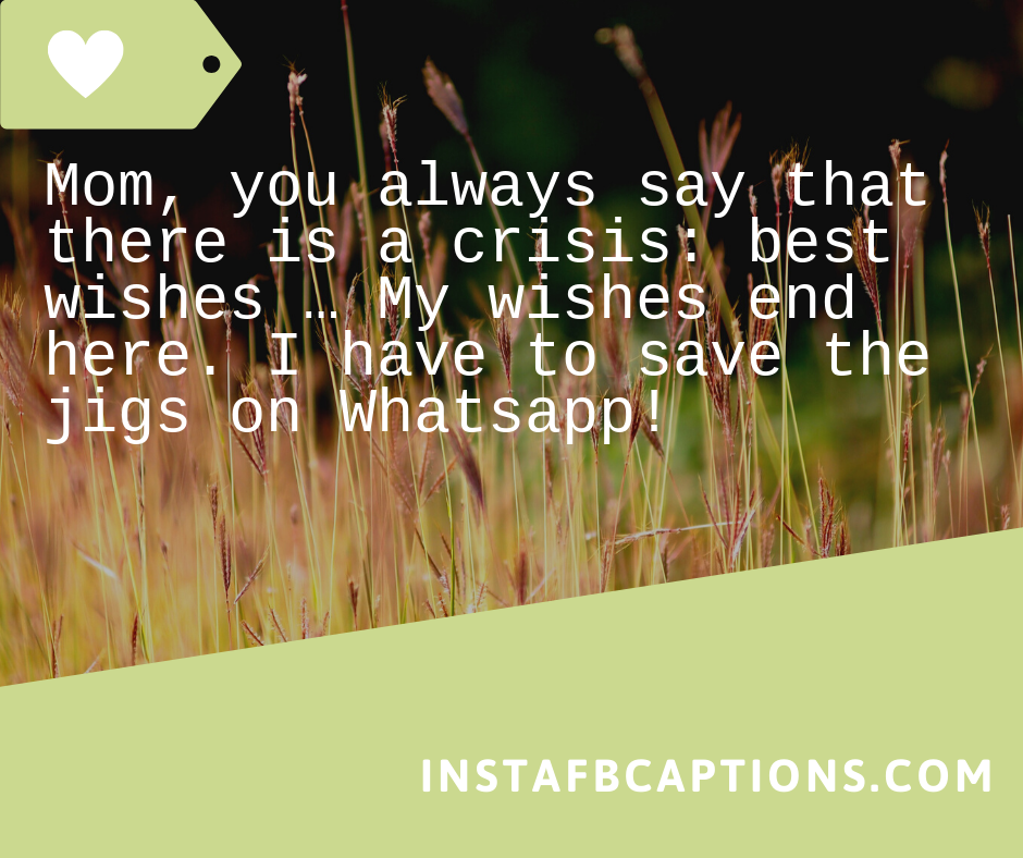 Special Mother's Day Messages  - Special Mother   s Day Messages - 150+ Mothers Day Captions for Instagram Post with Mom in 2021