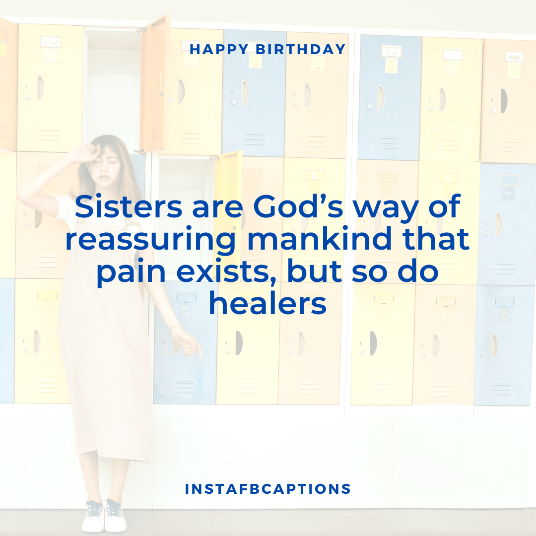 Birthday Wishes For Sister  - Birthday Wishes for Sister - 300+ BIRTHDAY Instagram Captions 2021