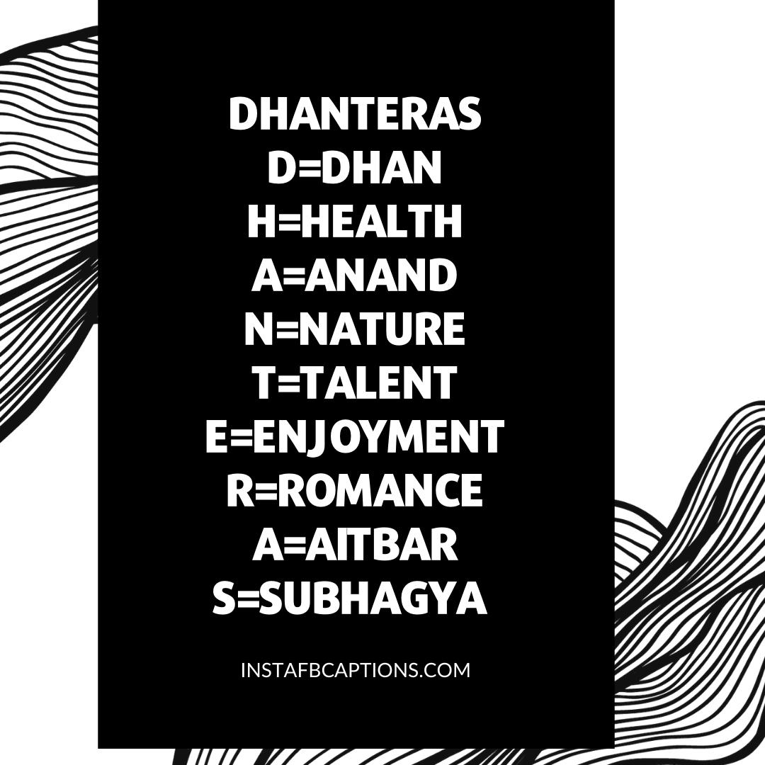 Dhanteras Image Captions  - Dhanteras Image Captions - 50+ DHANTERAS Instagram Captions, Quotes & Wishes 2021