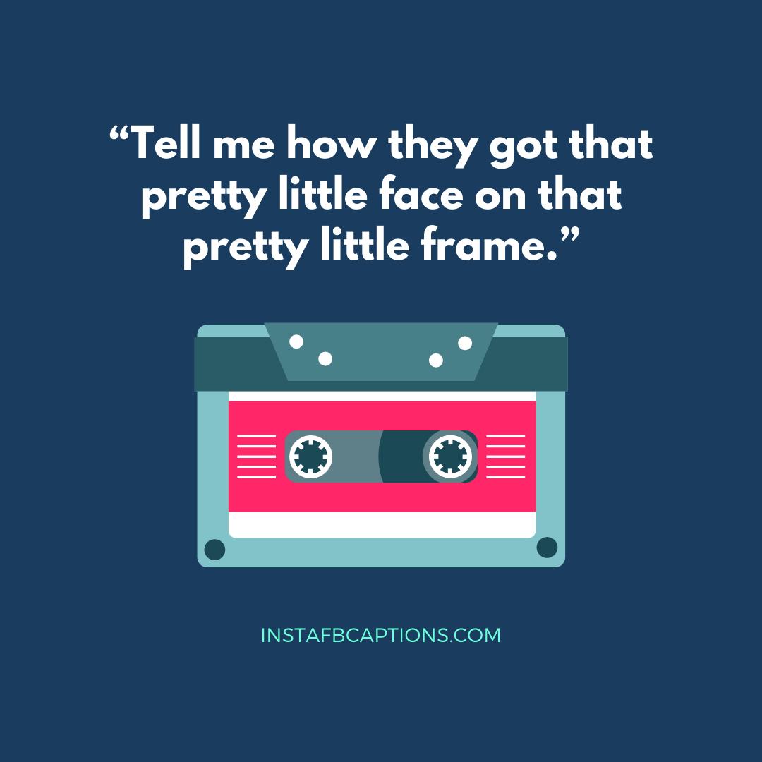 Song Lyrics Captions For Friends  - Song Lyrics Captions for Friends - 50+ Best SONG LYRICS Instagram Captions 2021