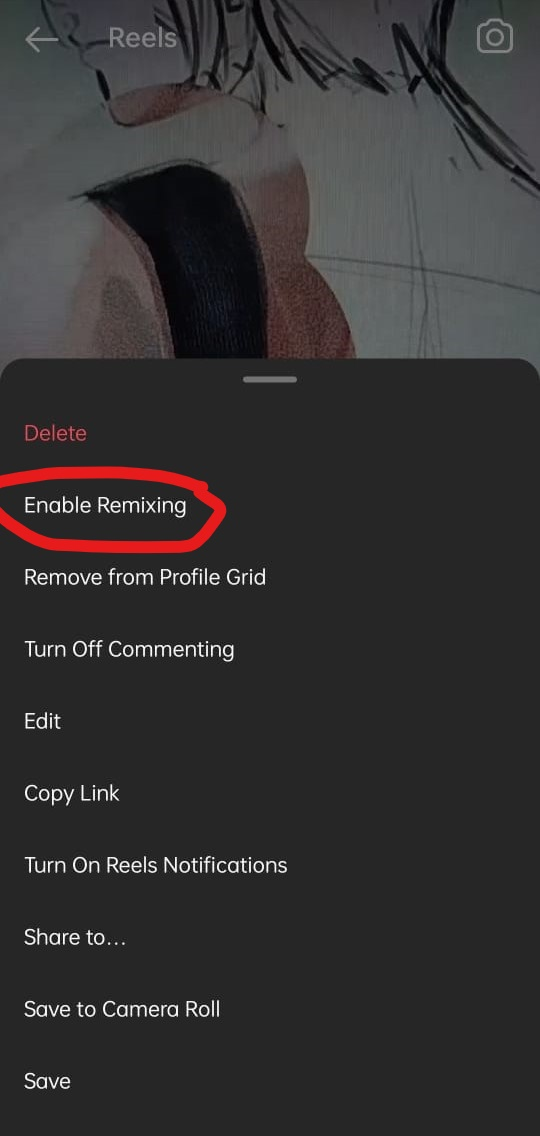 Enabling Remix On Reels  - Enabling Remix on Reels - The Ultimate Guide To Instagram Reels' New Remix Feature 2021