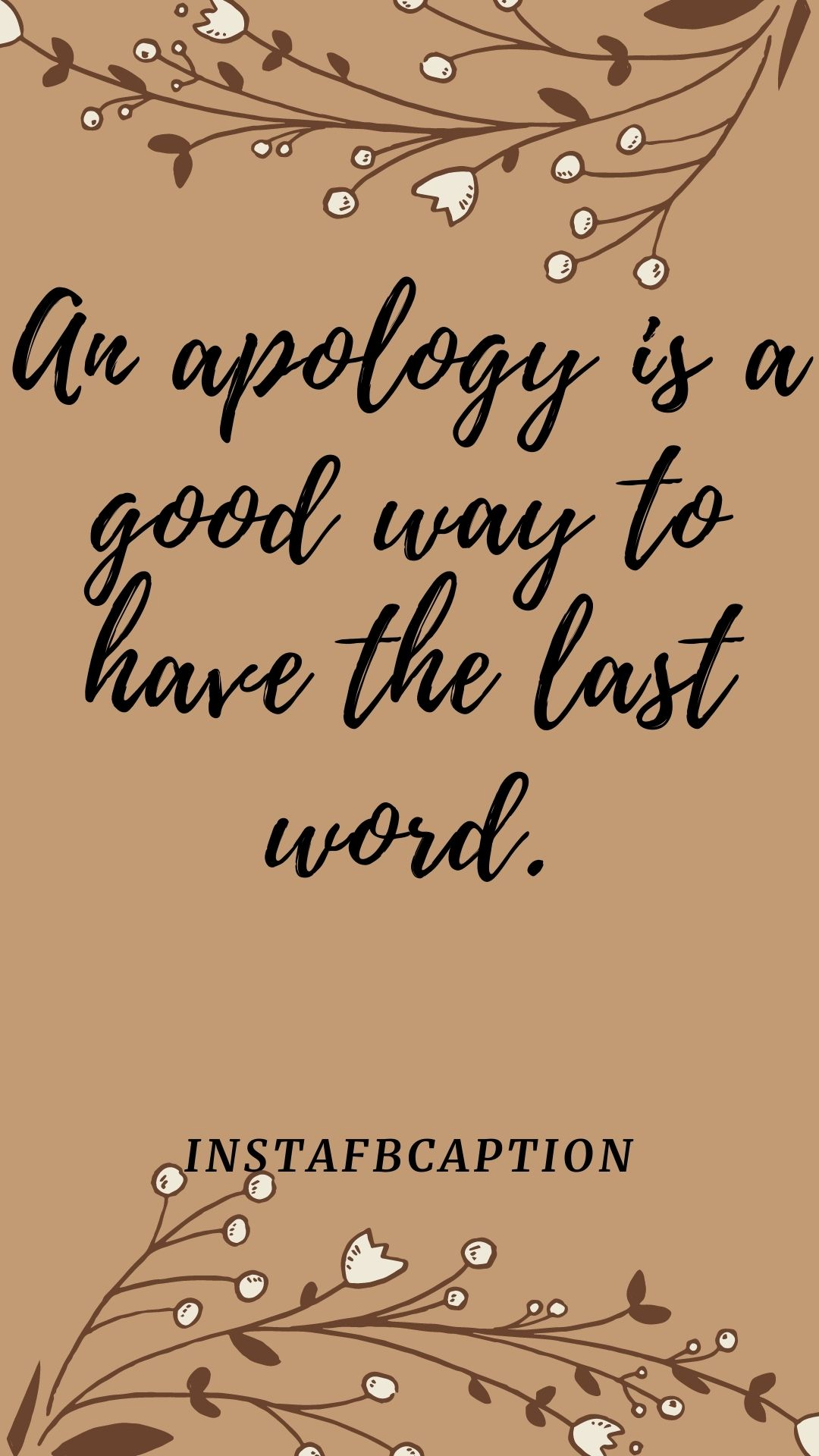 Best Apology Captions  - Best apology Captions - 100+ Sorry Captions & Quotes for Apology in 2021
