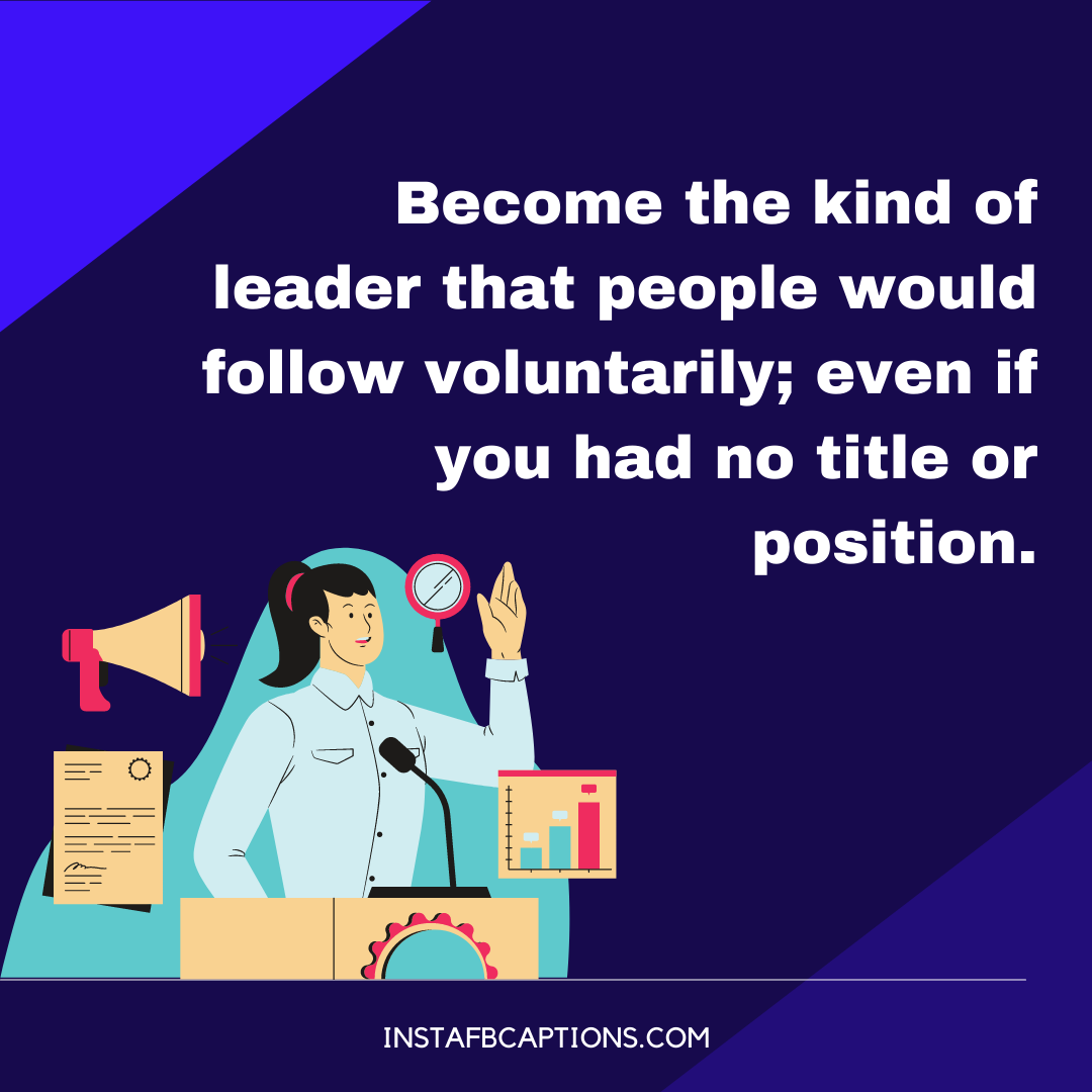 Leadership Captions To Charge Your Spirit  - Leadership Captions to Charge your Spirit - 84 Best Coaching Captions & Quotes for Mentoring on Instagram