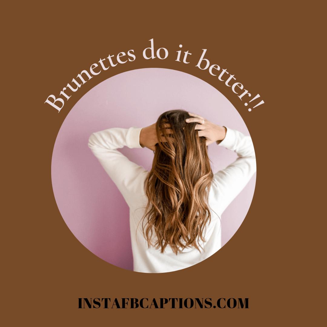 20210725 002605 0000  - 20210725 002605 0000 - 80+ Brunette Hair Women Instagram Captions & Quotes in 2021