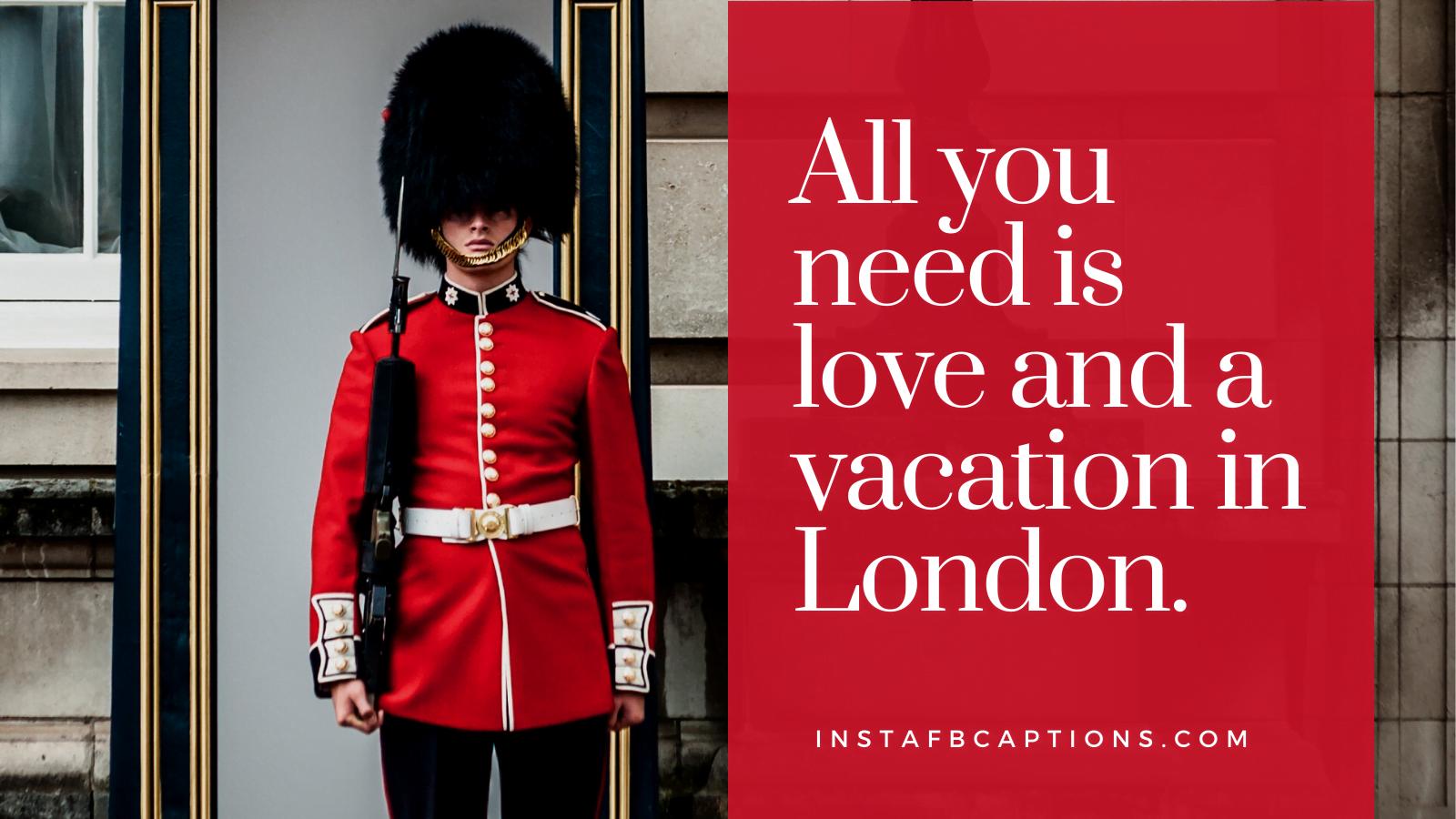 Best Tour Destination Captions For London 2021  - Best Tour Destination Captions for London 2021 - 99+ LONDON Instagram Captions for London Diaries, Bus, & Dreams in 2021