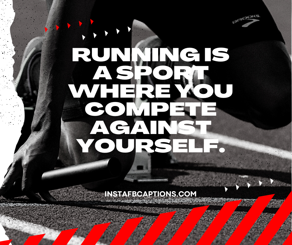Classic Captions For All Your Running Photos  - Classic Captions for All Your Running Photos - RUNNING Pictures Instagram Captions on TRACKS in 2021
