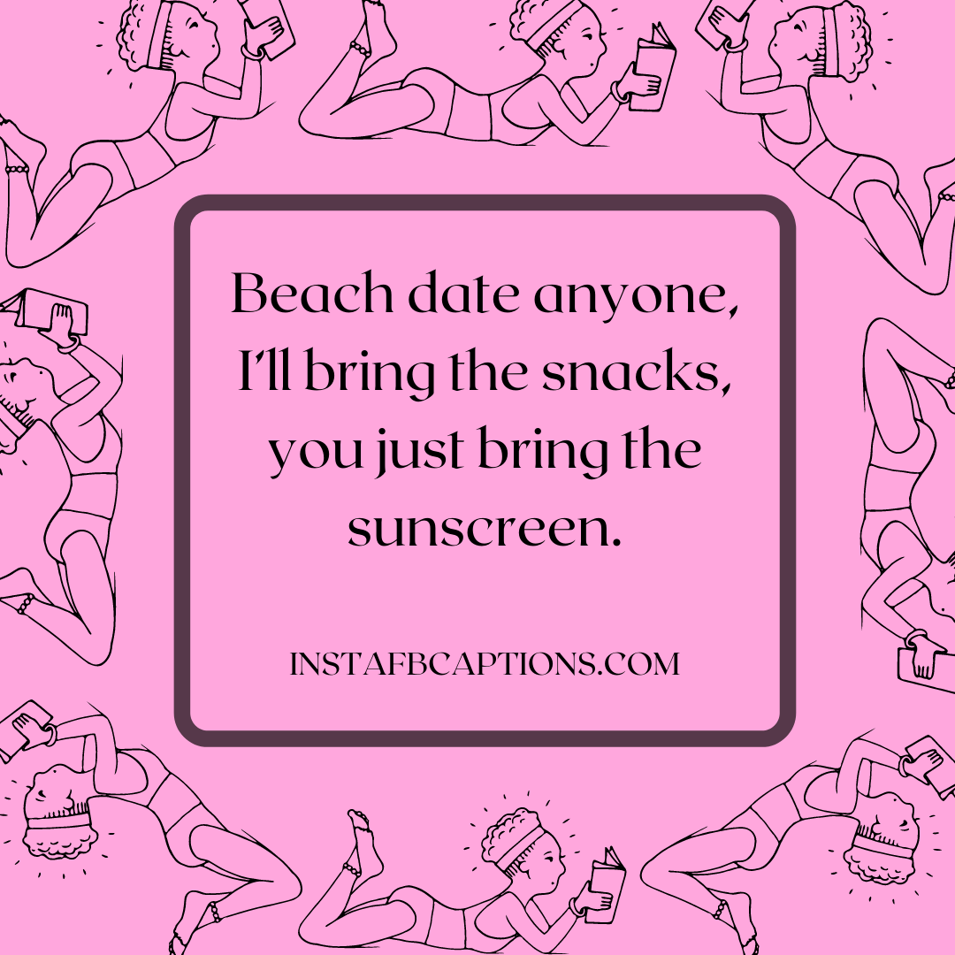 Confident And Casual Beach Quotes  - Confident and Casual Beach Quotes - 100+ Swimming Wear Captions for Instagram Photos this Summer 2021