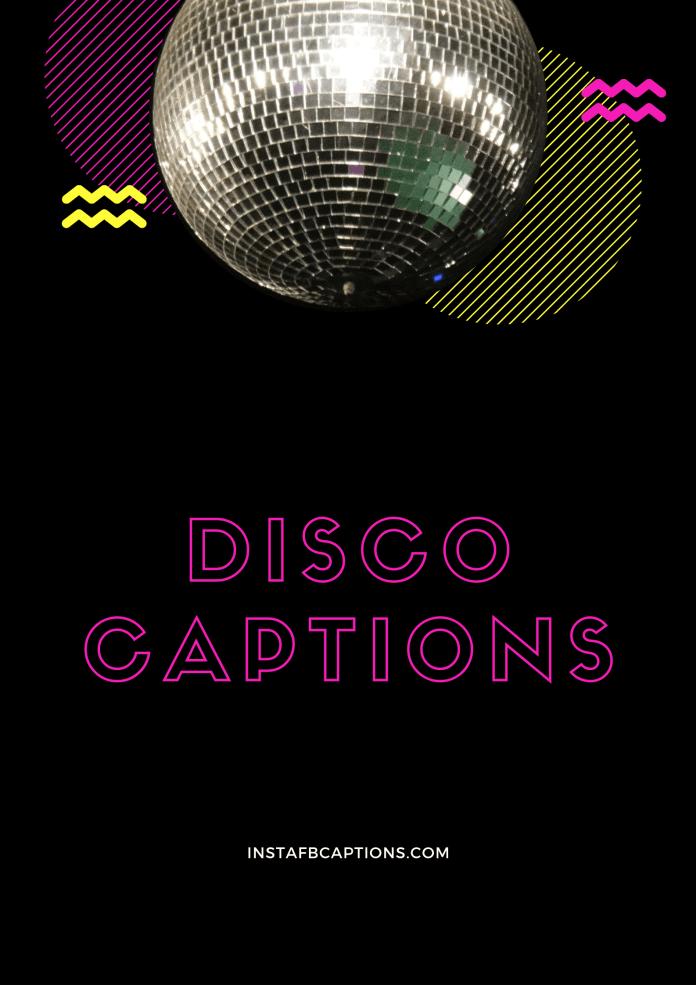 Disco Captions