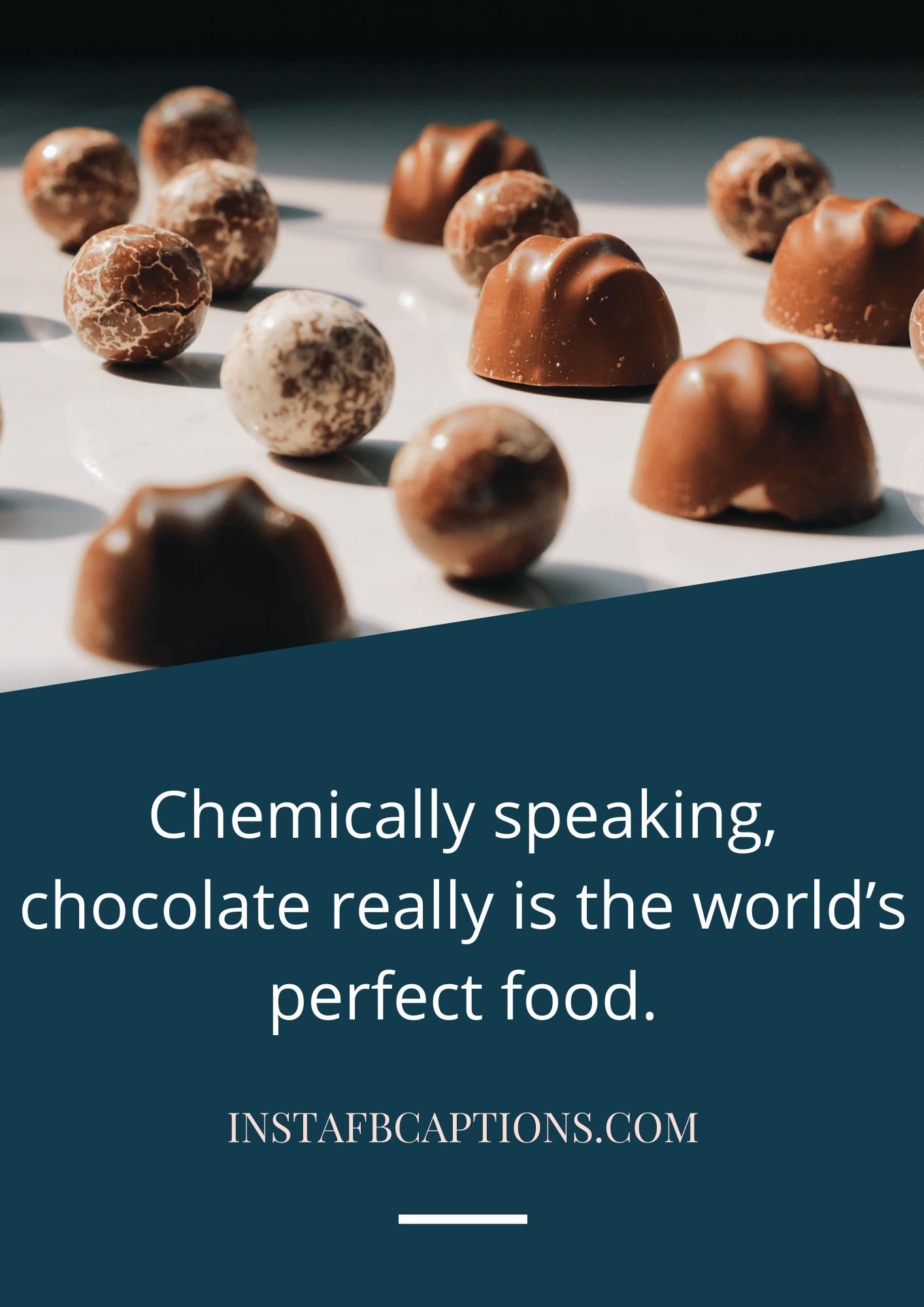Dark Chocolate Desires Quotes  - Dark Chocolate Desires Quotes - 97+ Chocolate Lover Captions For Instagram in 2021