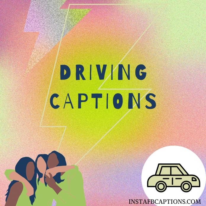 Driving Captions