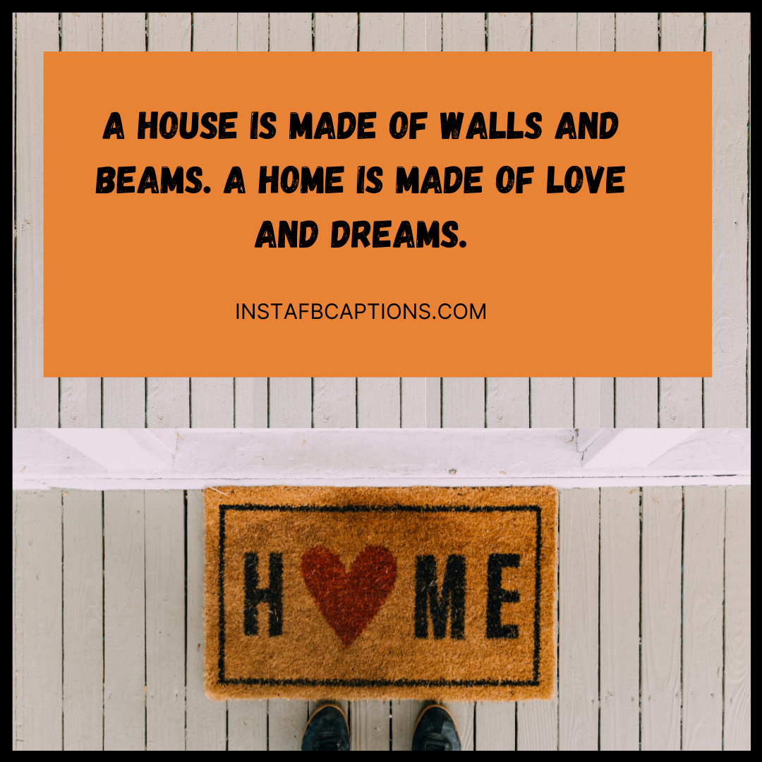 Happy Home Captions  - Happy Home Captions  - 70+ Happy Home Captions for Moving into a New Home/Apartment in 2021