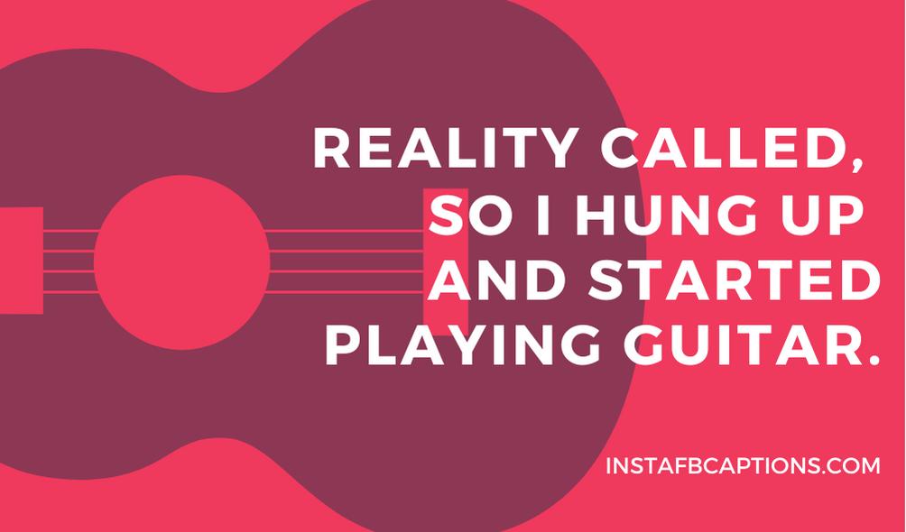 Instagram Captions For Guitar  - Instagram Captions For Guitar - 97 + GUITAR Instagram Captions for Guitar Pic in 2021
