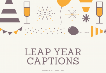 Leap Year Captions
