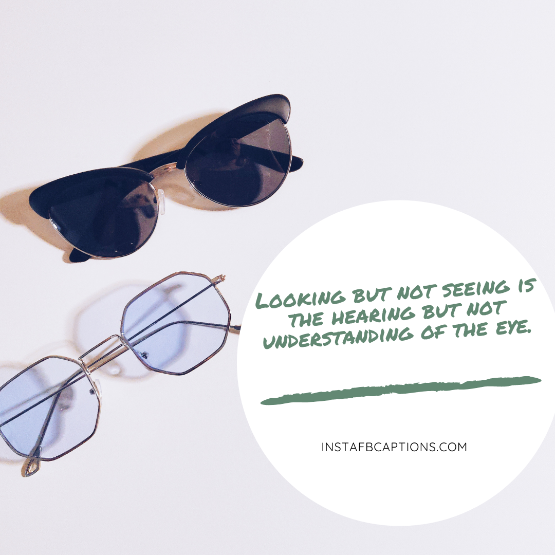 Mystery Lies Within Sunglasses Wise Sunglasses Quotes And Captions  - Mystery Lies within Sunglasses Wise Sunglasses Quotes and Captions - 100+ Sunglasses Captions, Quotes and Hashtags For Instagram in 2021