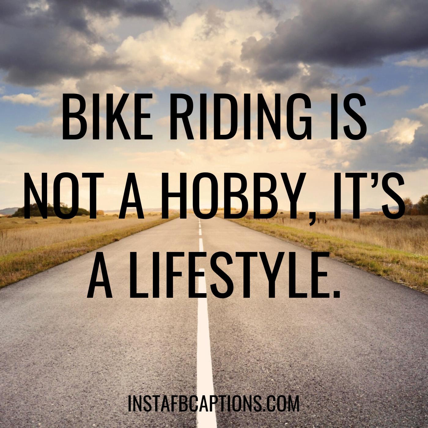 Attitude Captions For All 'bikeaholics'  - Attitude Captions for all Bikeaholics - BIKES Instagram Captions for New Bike Riders in 2021