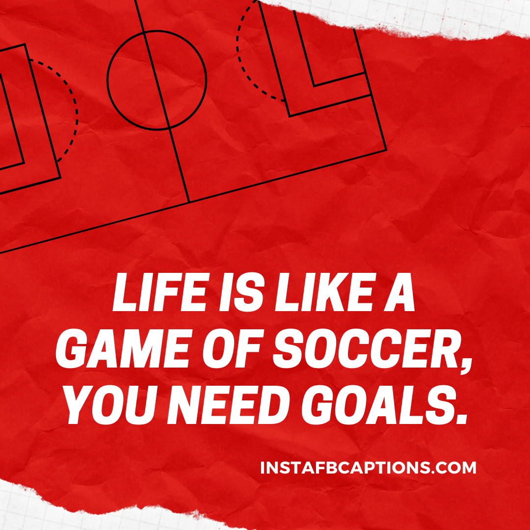 Best Classic Captions For Soccer Posts In 2021  - Best Classic Captions for Soccer Posts in 2021 - SOCCER Instagram Captions & Quotes for Guys, Girls in 2021