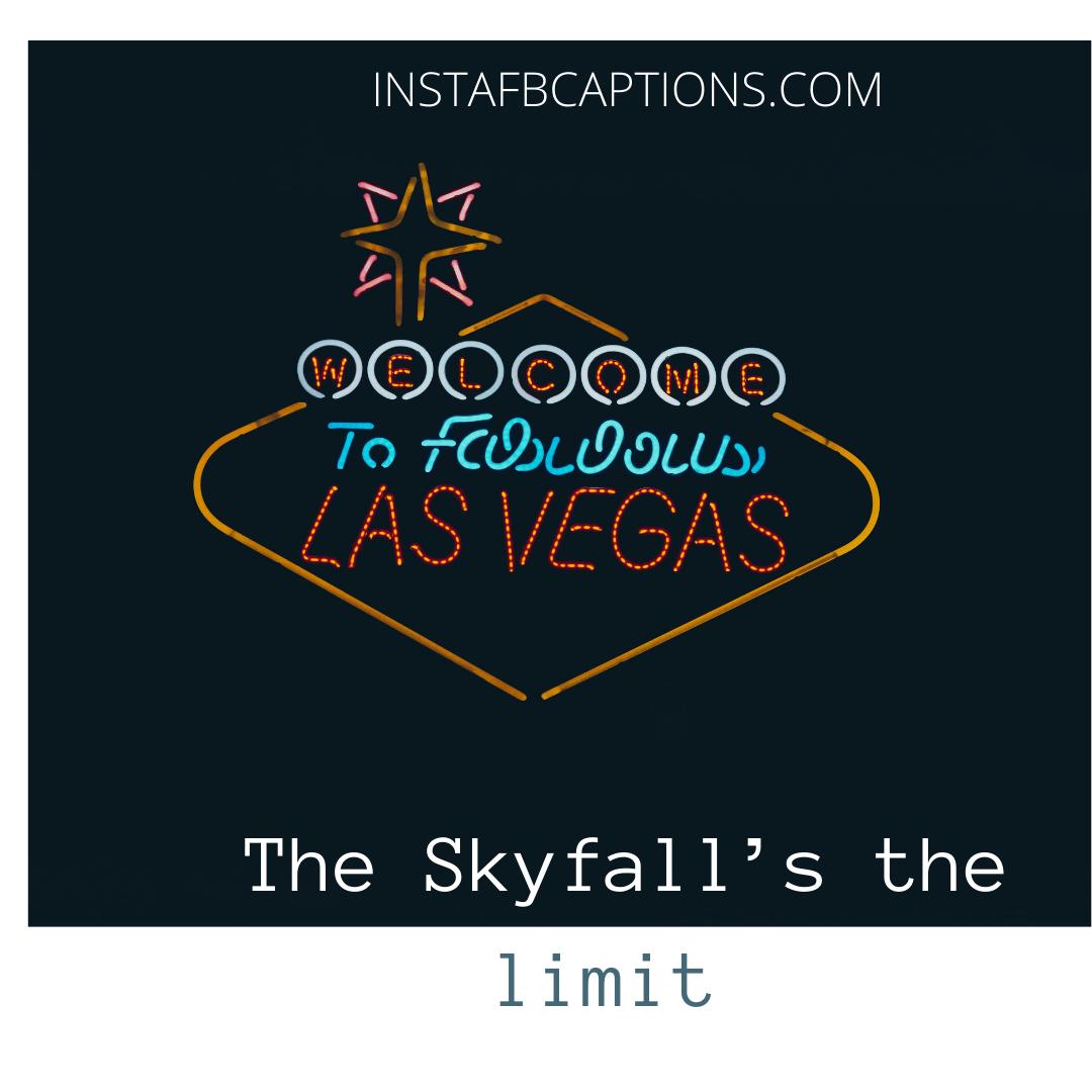 Catchy Las Vegas Casino Quotes  - Catchy Las Vegas Casino Quotes 1 - 111+ LAS VEGAS Captions for Instagram in 2021