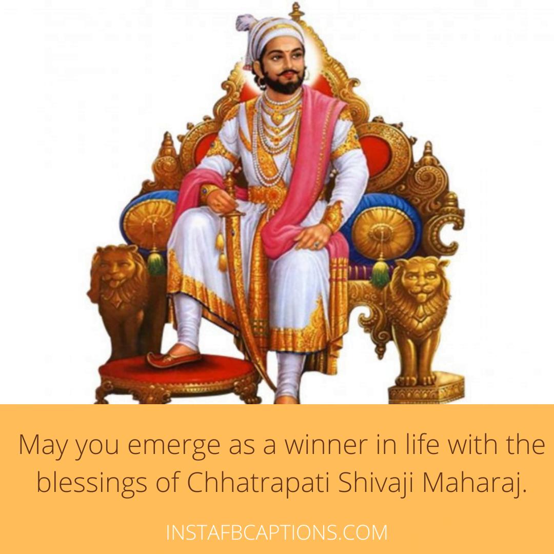 Chhatrapati Shivaji Maharaj Jayanti Wishes For Family And Friends  - Chhatrapati Shivaji Maharaj Jayanti Wishes for Family and Friends  - 91 Chhatrapati Shivaji Maharaj Jayanti Captions & Quotes for 2021