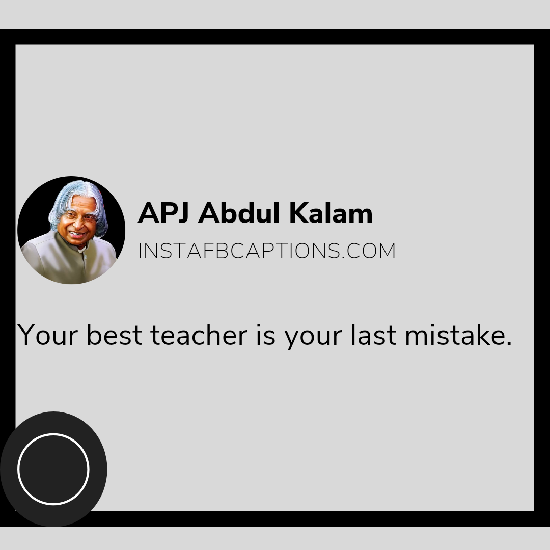 Dr. Apj Abdul Kalam Quotes And Thoughts On Diverse Topics  - DR - APJ Abdul Kalam's Quotes on Success, Knowledge & Education in 2021