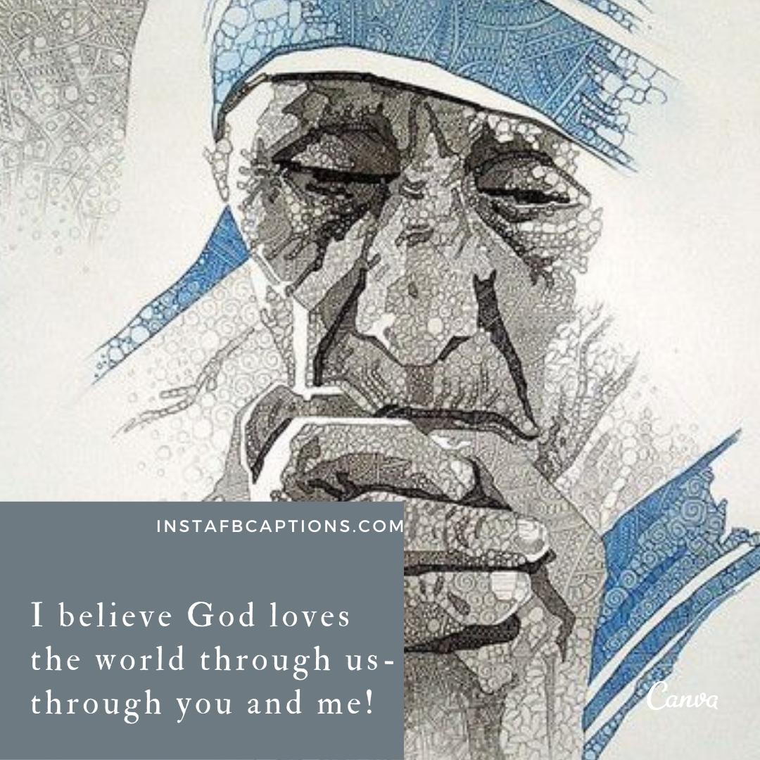 'do Small Things With Great Love' Mother Teresa  - Do Small Things with Great Love Mother Teresa - Mother Teresa Quotes on Kindness, Love & Success in 2021
