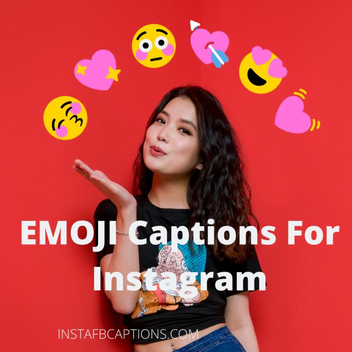 Emoji Captions For Instagram