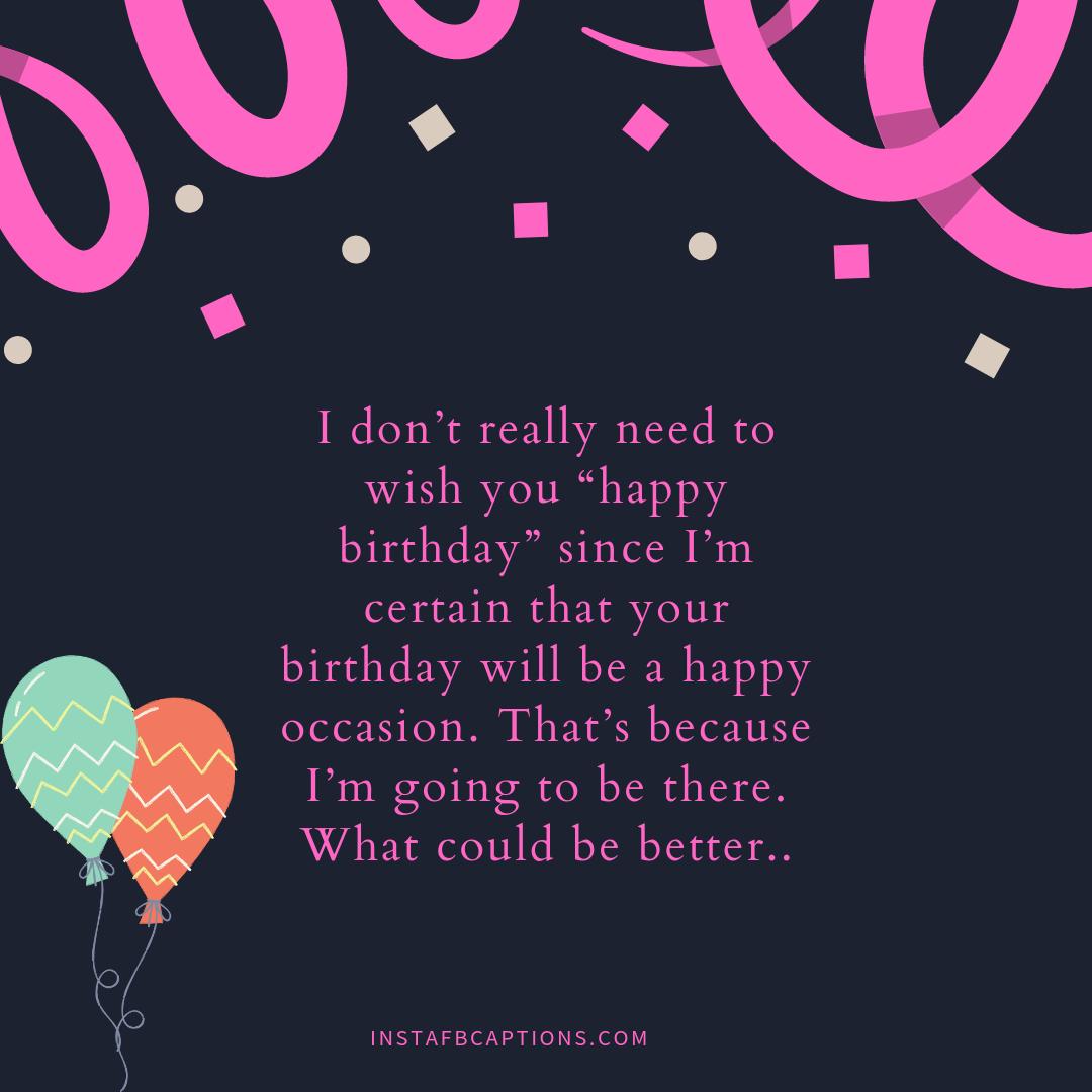 Funny Birthday Quotes For Cuz!  - Funny Birthday Quotes for Cuz - Happy Birthday Wishes for COUSINS in 2021