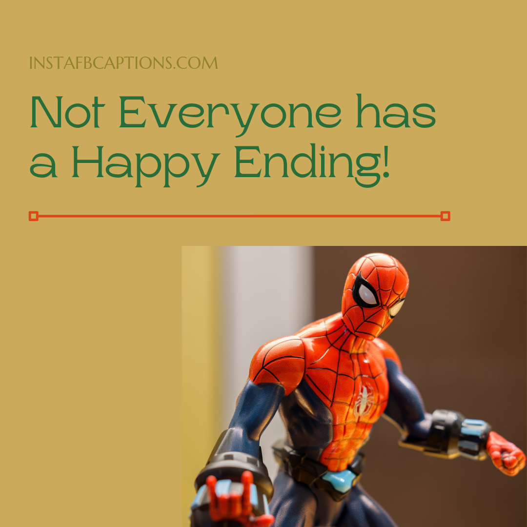 Funny Spiderman Sayings  - Funny Spiderman Sayings  - SPIDERMAN Dialogues, Captions & Quotes for Instagram Pictures in 2021