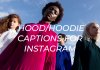Hood or Hoodie Captions For Instagram  - HOODHOODIE CAPTIONS FOR INSTAGRAM 100x70 - Best Instagram Captions of All Time