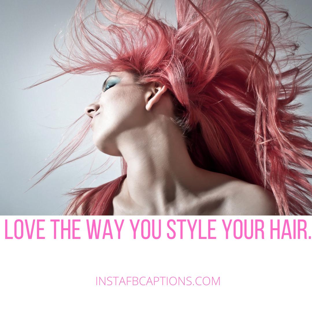 Hair Flip For Revenge Quotes  - Hair Flip For Revenge Quotes - HAIR FLIP Instagram Captions for Girls in 2021