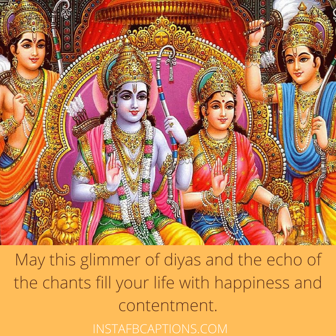 Happy First Ram Navami Captions  - Happy First Ram Navami Captions - Ram Navami Instagram Captions & Quotes in 2021