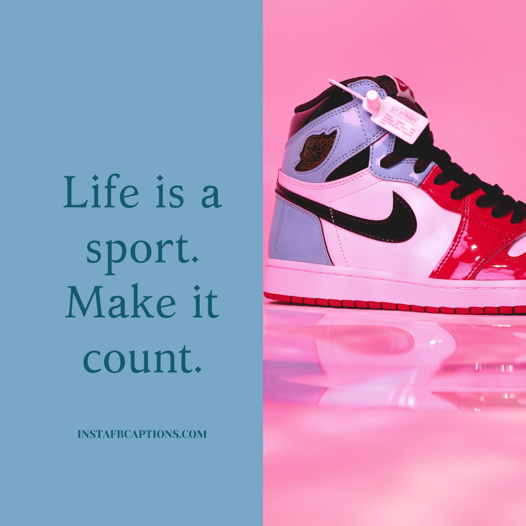 Hard Work Nike Captions For Sporty People  - Hard work Nike Captions For Sporty People - NIKE Captions & Quotes to Show off on Social Media in 2021
