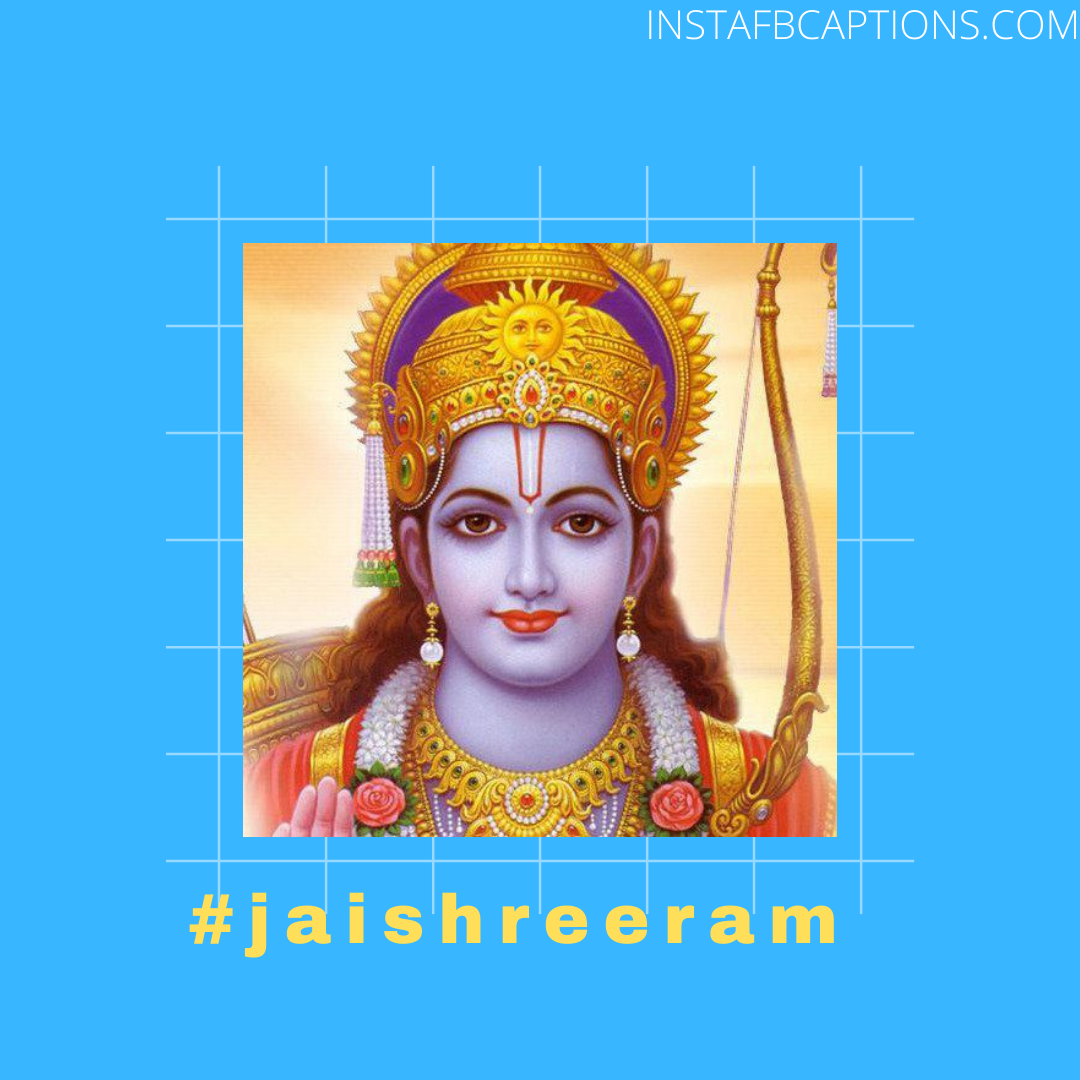 Hashtags For Ram Navami Pictures  - Hashtags for Ram Navami Pictures - Ram Navami Instagram Captions & Quotes in 2021