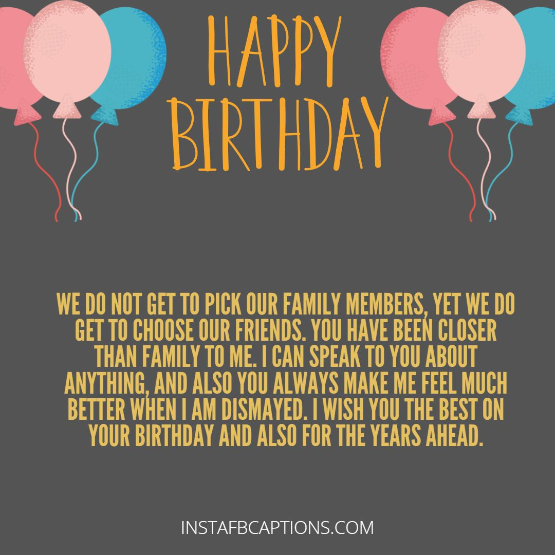 Long Messages For Best Friend's Birthday  - Long messages for Best Friends Birthday - Happy Birthday Wishes for BEST FRIENDS in 2021