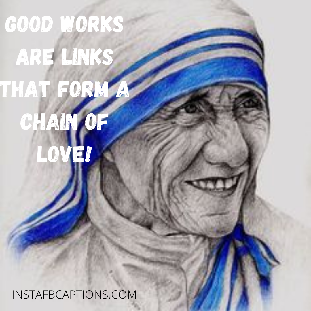 Motivational Quotes On Kindness By Mother Teresa  - Motivational Quotes On kindness by Mother Teresa - Mother Teresa Quotes on Kindness, Love & Success in 2021
