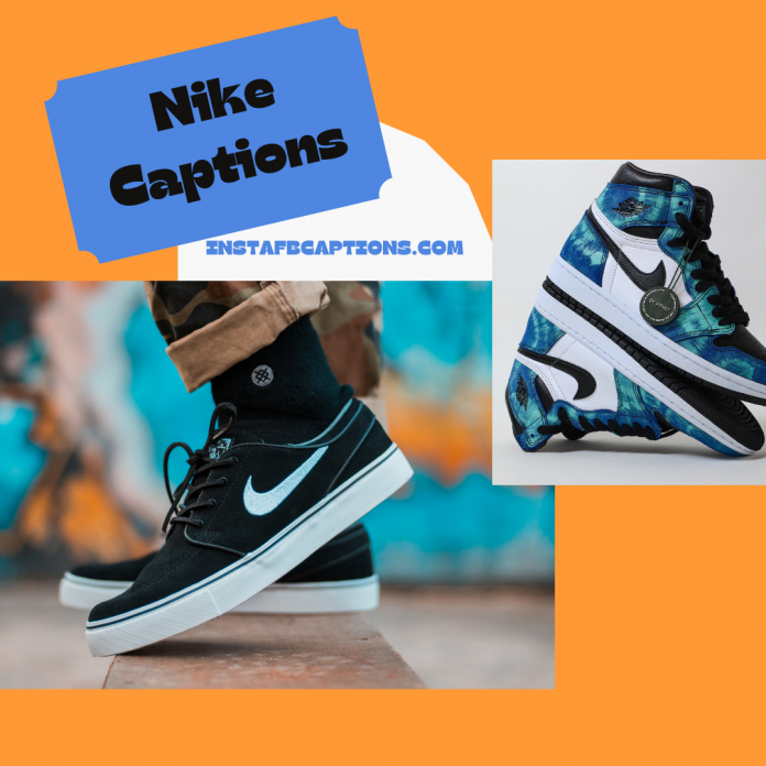Nike Captions, Slogans, Quotes And Inspiration For 2021