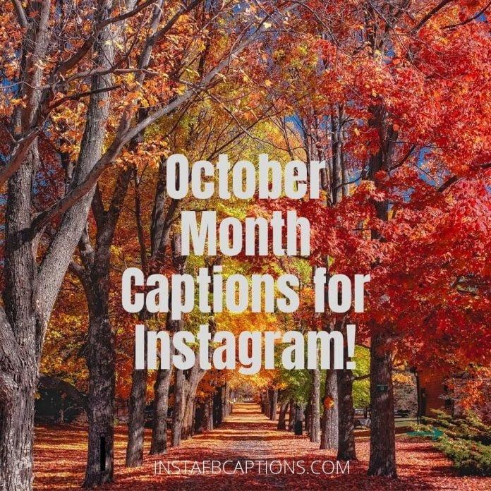 October Captions