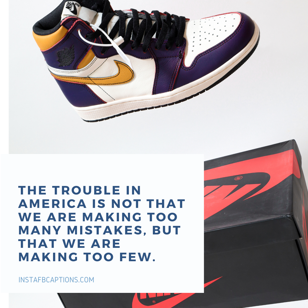 Quotes As Captions From The Co Founder Phil Knight (ex Ceo)  - Quotes as Captions from the Co Founder Phil Knight Ex CEO - NIKE Captions & Quotes to Show off on Social Media in 2021