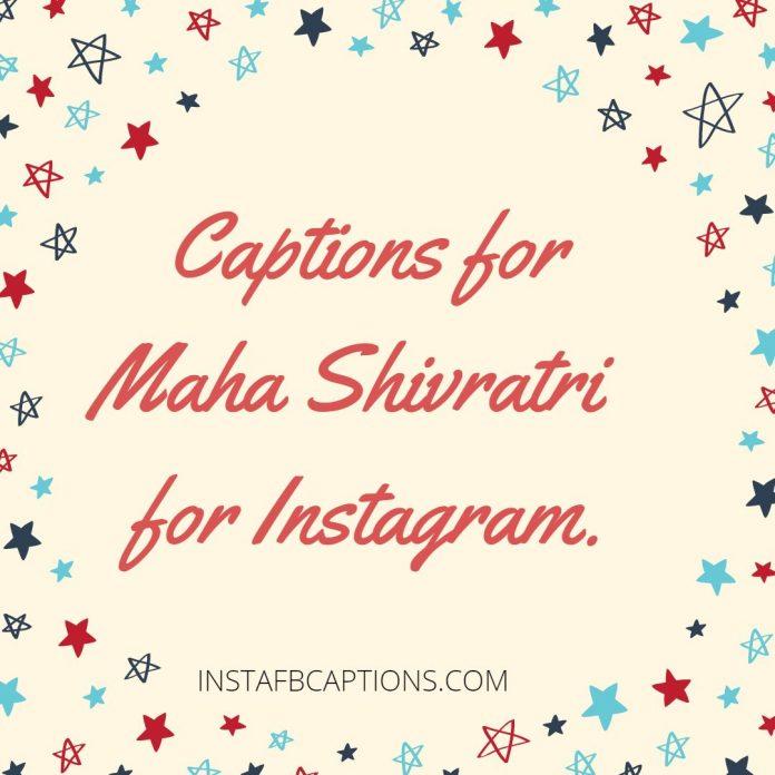 Shivrarti Captions