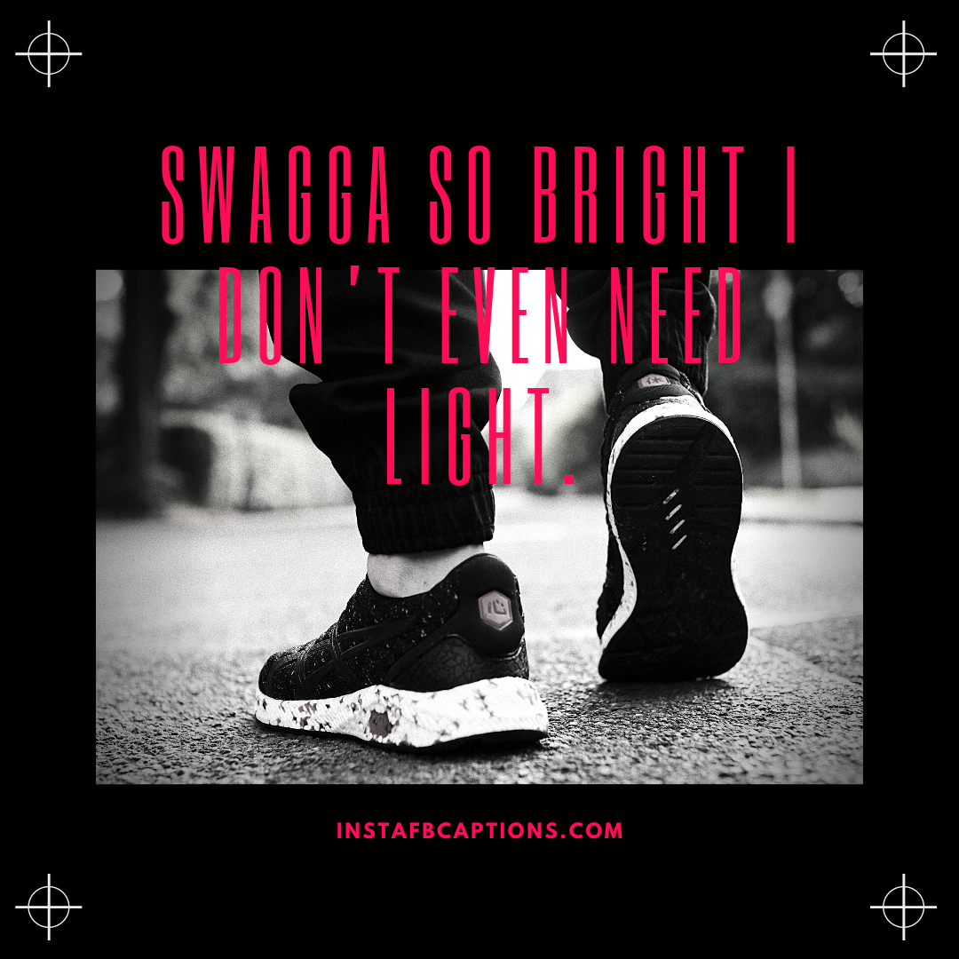 Style It With Swag Captions  - Style It With SWAG Captions - SWAG Instagram Captions for Boys & Girls in 2021