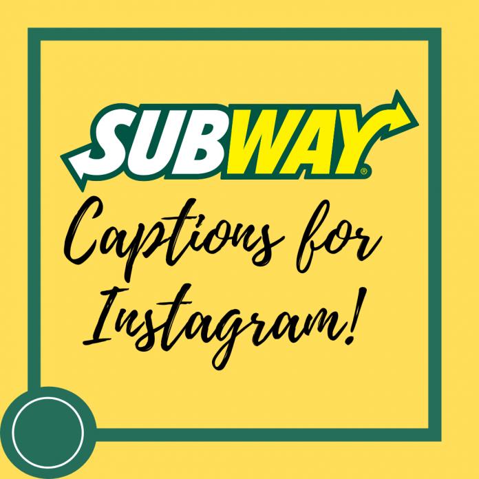 Subway Captions