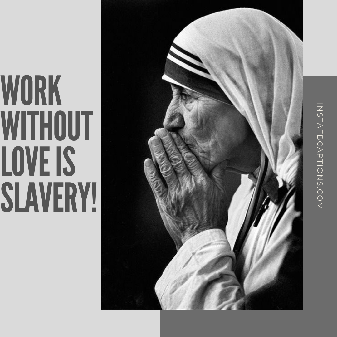 Successful Love Relationship Quotes By Mother Teresa  - Successful Love Relationship Quotes by Mother Teresa - Mother Teresa Quotes on Kindness, Love & Success in 2021