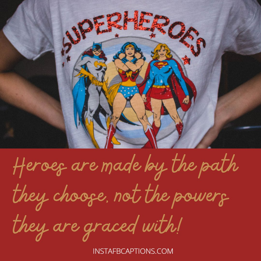 Ultimate Superhero Captions  - Ultimate Superhero Captions - 100+ Superhero Captions for Instagram that Will Power Up any Picture of Yours!