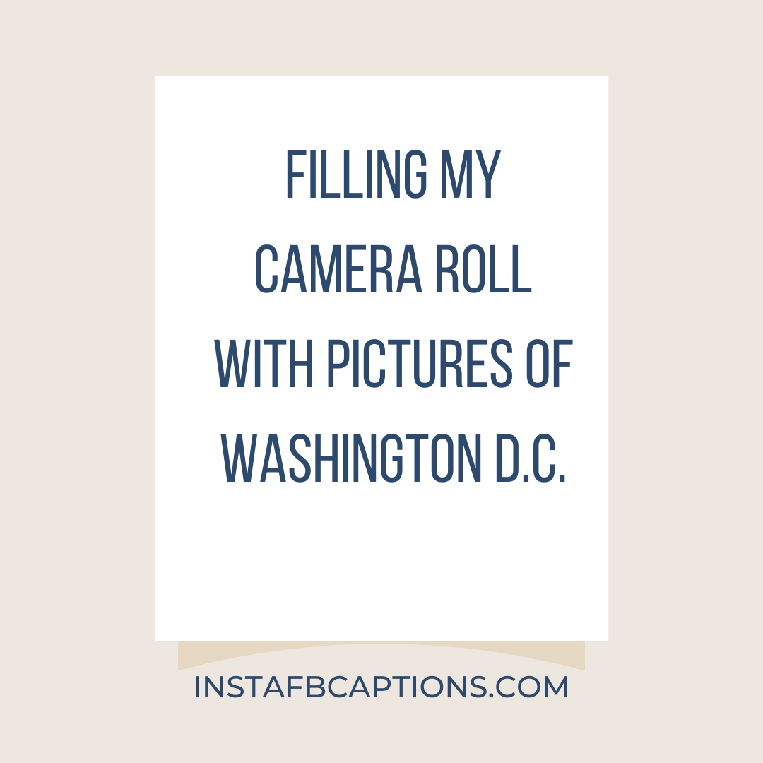 Capitol Hill Captions D.c. Thrills  - Capitol Hill Captions D - Washington DC Captions and Quotes for Instagram in 2021